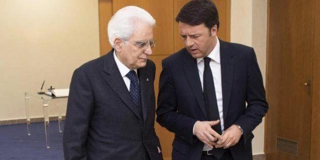 Mattarella spegne l'incendio sulla Consulta. Ma ora per Renzi si apre il fronte toghe e