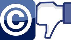 Lo status sul copyright di Facebook è inutile e