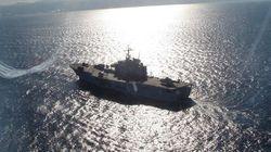 L'Italia muove le navi per arginare il patto fra Isis e traficanti di esseri