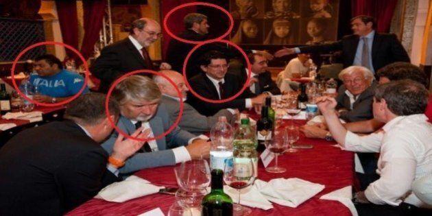 Giuliano Poletti e la foto della cena con Salvatore Buzzi: