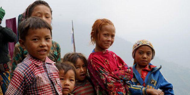 Racconti dal Nepal. Il terremoto nei villaggi