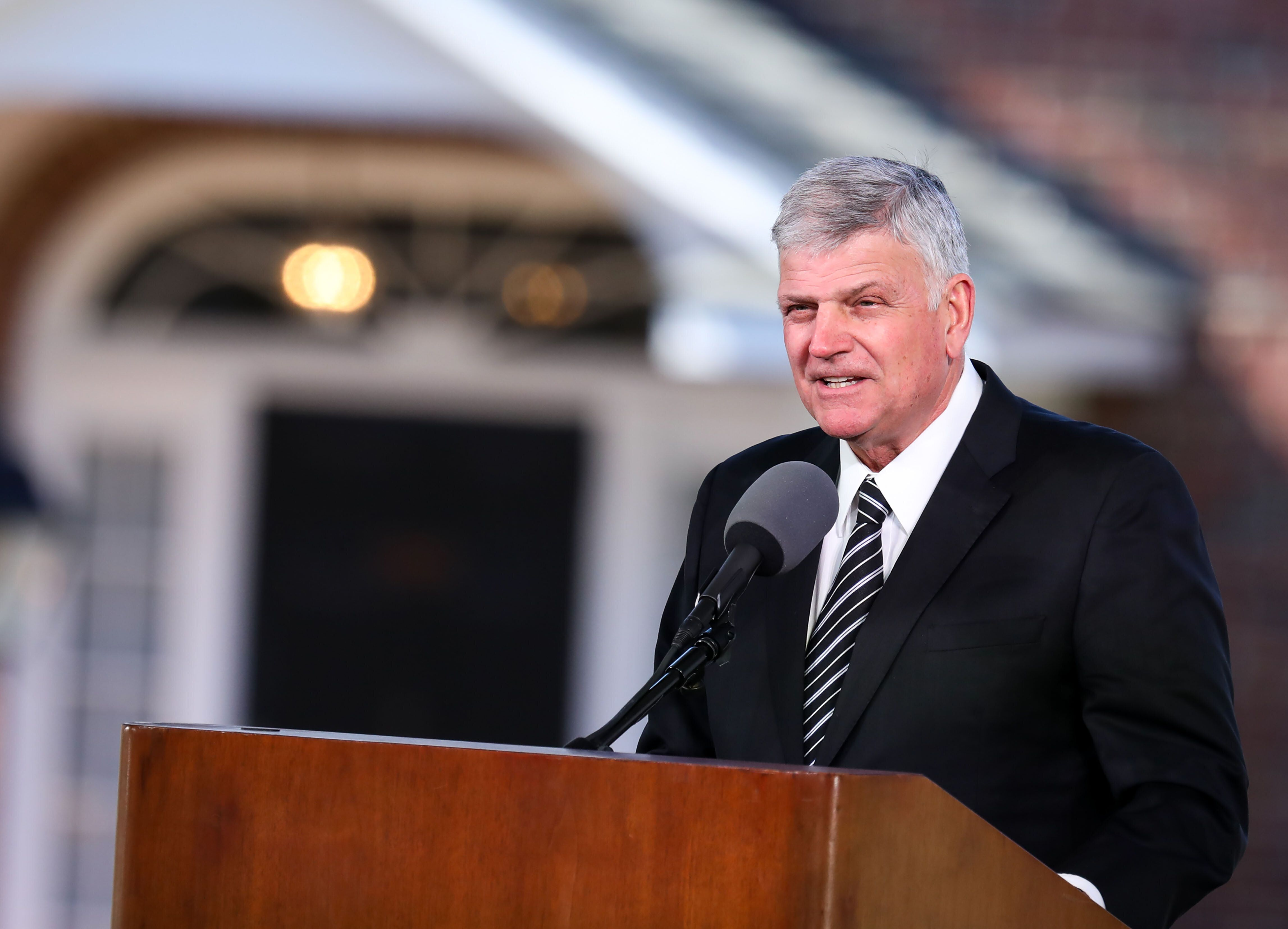 Franklin Graham Gets Holy Hell After Telling Pete Buttigieg To Repent For Being Gay