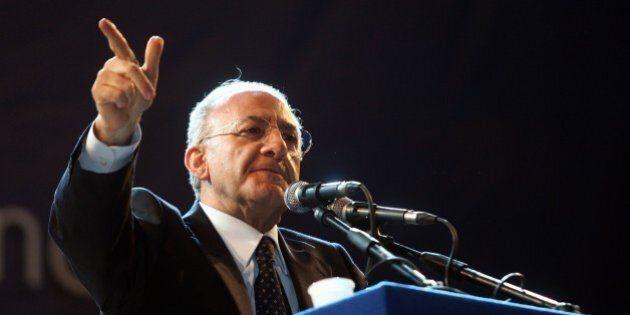 Vincenzo De Luca ha vinto le primarie regionali in Campania: