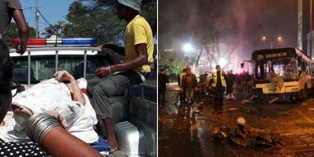 Il terrorismo colpisce ancora in Africa e in Turchia: decine di