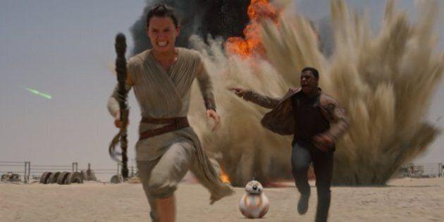 Incassi Natale: Star Wars verso i 13 milioni di euro. Negli Usa