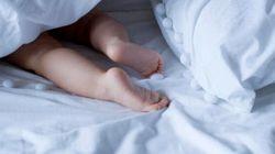 I 10 motivi per cui dormo con mio figlio nel