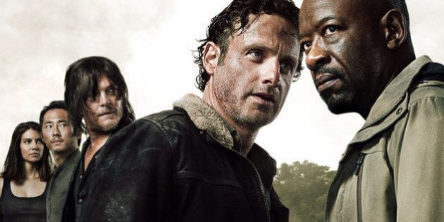 Belle le serie, bella The Walking Dead, anche se mi ricorda