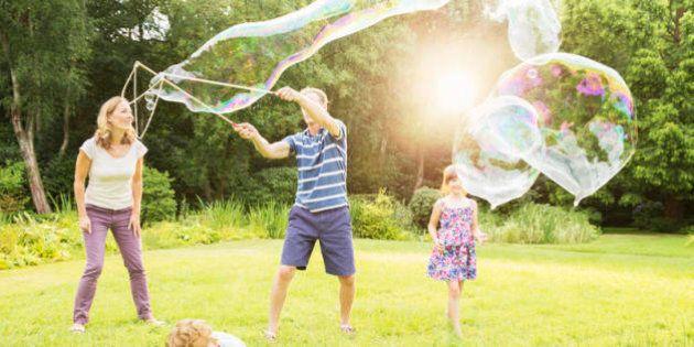 14 modi per stimolare la mente dei vostri figli senza bisogno di uno