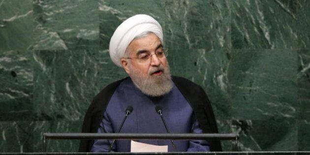 Hassan Rouhani: