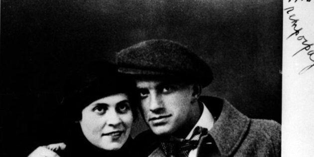 Morte di un poeta: indagine intorno alla morte di Vladimir