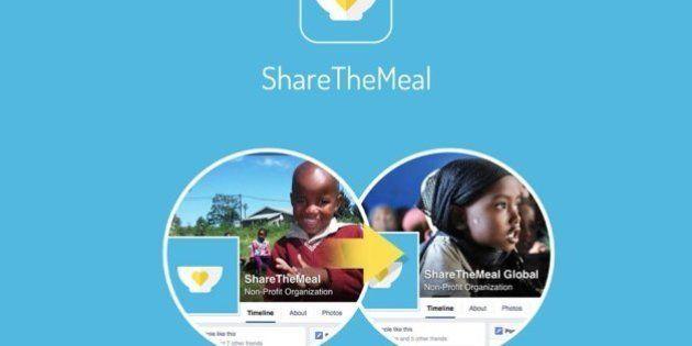 Share The Meal, la condivisione del cibo con lo
