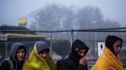 Arriva l'inverno, case e chiese aprono le porte ai profughi (ma non
