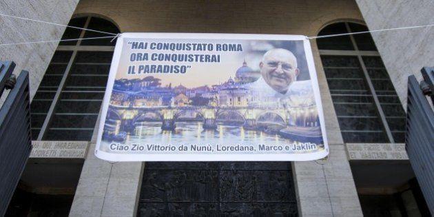 Funerale Vincenzo Casamonica, l'Osservatore romano: