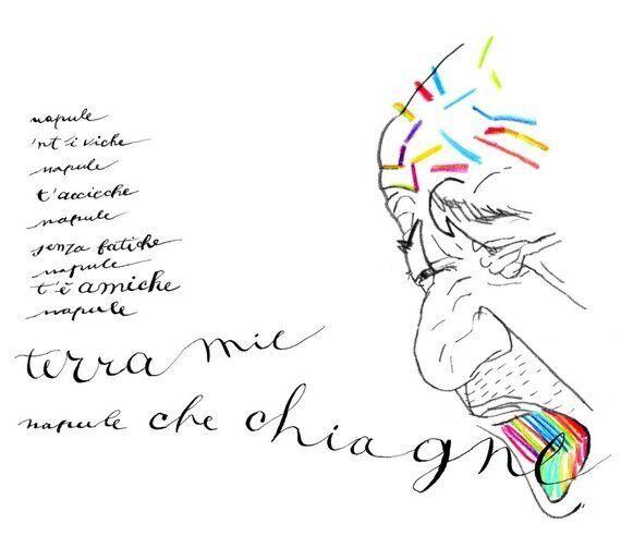 I mille volti (disegnati) di Toni
