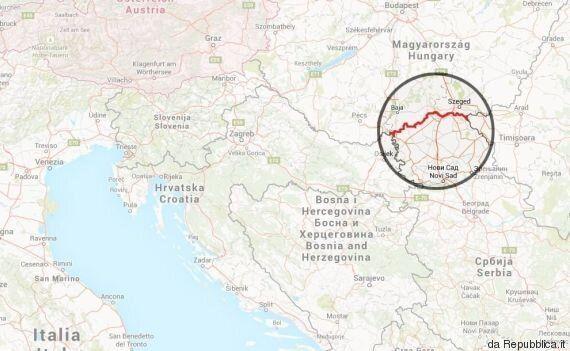 Macedonia, frontiera aperta. Profughi lungo la rotta balcanica con l'obiettivo Europa, ma l'Ungheria...