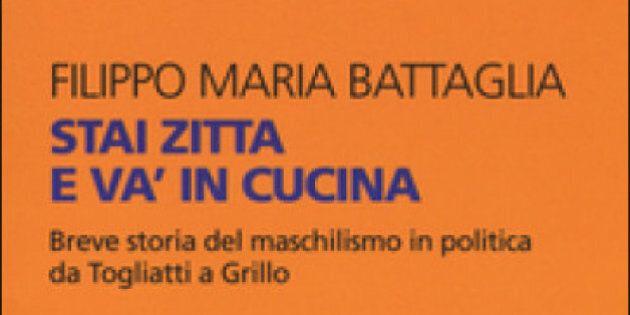 Da Giorgio La Pira a Silvio Berlusconi: il maschilismo nella politica italiana nel libro di Filippo Maria