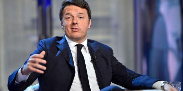 Matteo Renzi nella top ten dei premier italiani: da martedì 9 al decimo posto, superando Giuliano