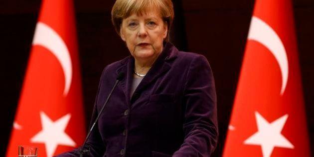 Siria, Angela Merkel: