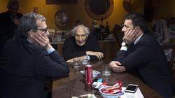 Da Renzi a Berlusconi: tutti in visita a Pannella