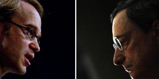 Bce, Jens Weidmann (Bundesbank) in Italia. Critiche a Draghi e all'Italia, rilancia tetto ai titoli di...