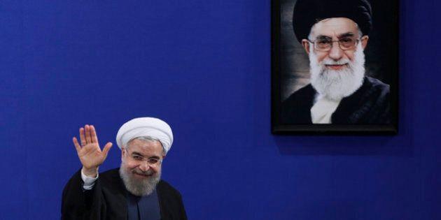 Hassan Rohani in Italia. Da grande Satana a grande amico, l'Iran torna in Europa. Critiche da Israele...
