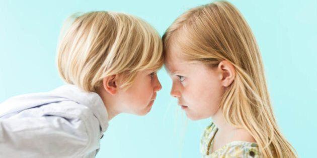 I genitori hanno un debole per il primogenito: lo ritengono più bravo e si aspettano di più. La conferma...