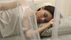 Un buon sonno comincia a