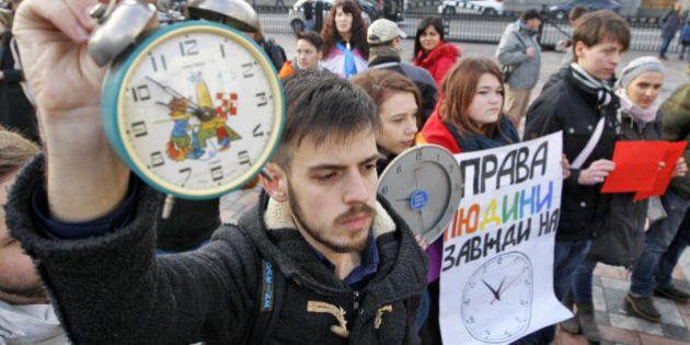 La legge contro le discriminazioni sessiste avvicina l'Ucraina