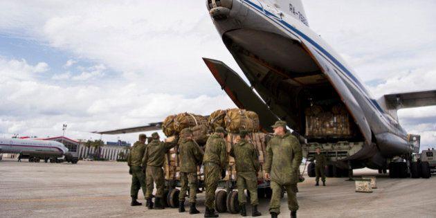 Russia avvia il ritiro parziale dalla Siria. De Mistura: