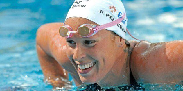Federica Pellegrini portabandiera dell'Italia alle Olimpiadi di Rio de Janeiro: