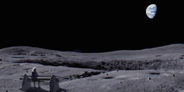 Perché lo spot dell'uomo sulla luna e della bambina è record su
