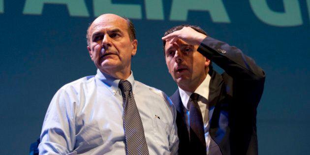 Bersani e il nodo dell'irrilevanza Dem: Renzi pronto a imbarcare i voti di Verdini anche su fisco e