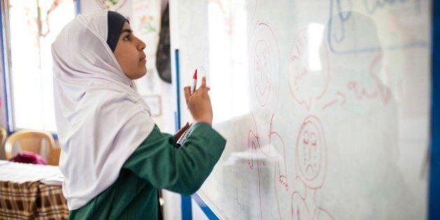 La giovanissima profuga siriana che si ispira a Malala per impedire i matrimoni delle bambine