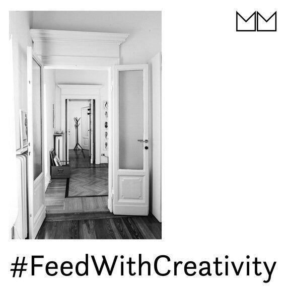 #FeedWithCreativity un progetto per nutrire la