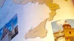 Alitalia dimentica la Sardegna: l'isola scompare nella cartina della rivista di bordo del volo Roma -