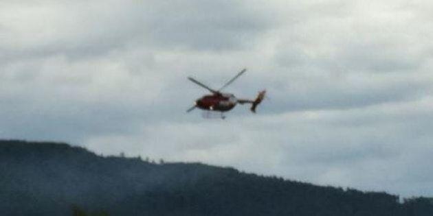 Svizzera, si schiantano due aerei durante un Air show nei pressi di Dittingen. Morto uno dei