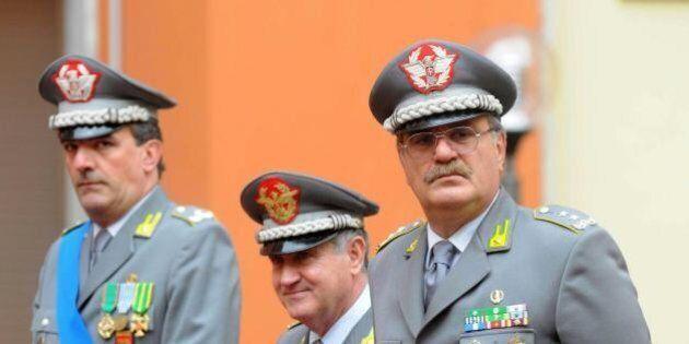 Michele Adinolfi, il generale intercettato con il premier: