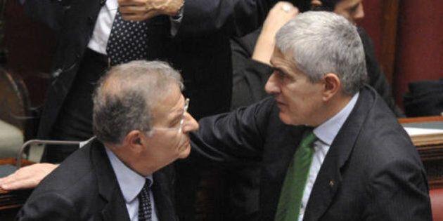 No alla proposta di Casini di un centrodestra moderato alleato con il