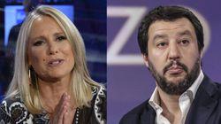 Sciarelli bacchetta Salvini: