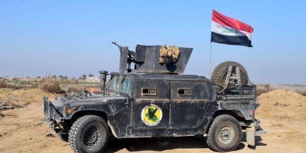 Iraq, esercito conquista il fortino dell'Isis: