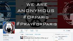 Anonymous contro Isis:
