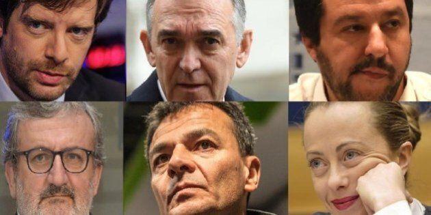 Banche, smog, tasse, Europa, povertà: tutte le domande che i politici rivolgerebbero a Matteo