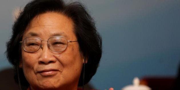 La premio Nobel Youyou Tu: