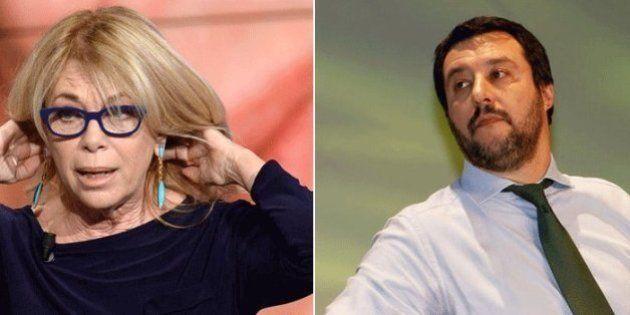 Elezioni Roma, Matteo Salvini contro Rita Dalla Chiesa. Lei si ritira dalla corsa: