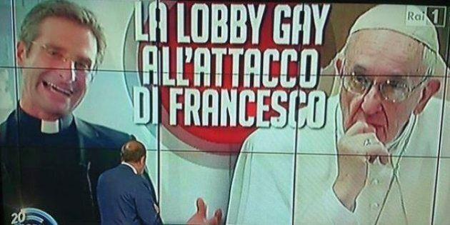 Porta a Porta e la lobby gay. Monta la protesta nei confronti di Bruno Vespa: