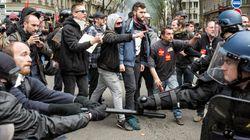 Scontri e fermi nelle città francesi durante le proteste contro la riforma del