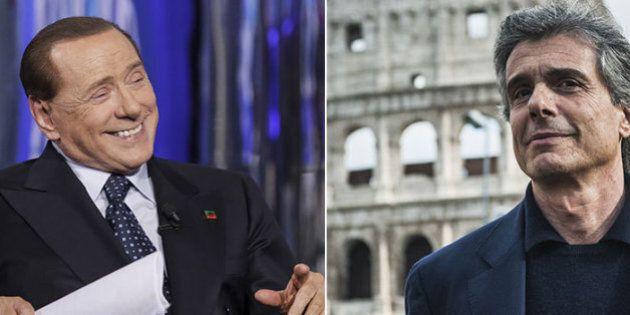 Amministrative Roma, Ciaone a Salvini: Berlusconi sceglie Marchini e rompe il