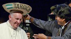 L'eruzione del vulcano Bergoglio travolge il Sudamerica (di P.