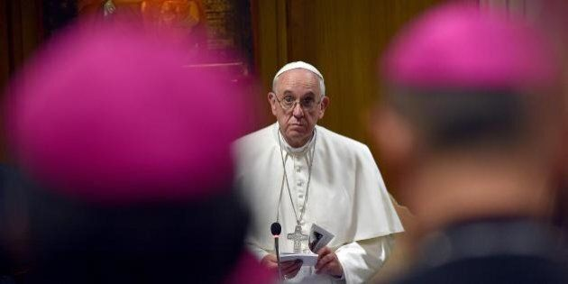 Sinodo, Papa Francesco: