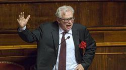 Quando Barani fu scelto dalla maggioranza come relatore della legge contro il